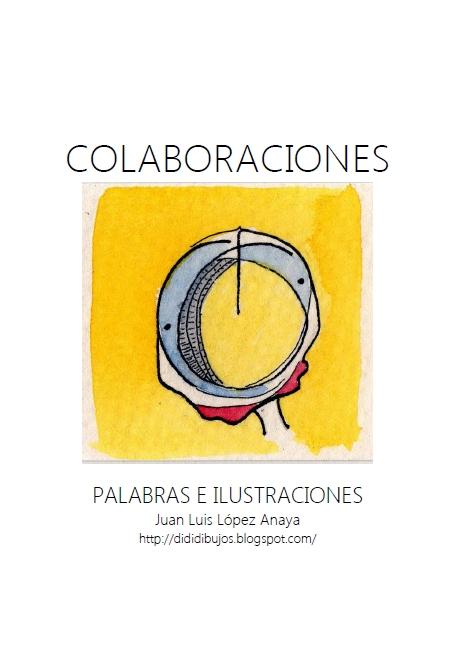 Microrrelatos y poemas ilustrados por Juán Luis López Anaya - (Descargar PDF o leer online pinchando aquí.)